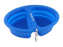 Collapsible Travel Dog Bowl in Fort Campbell, Kentucky