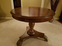 Solid Mahogany Table in Naperville, Illinois