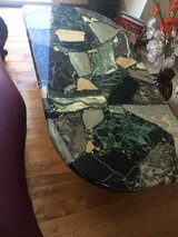 Very unique solid marble cocktail table in Sugar Grove, Illinois