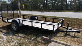 5x14 utility trailer in Fort Leonard Wood, Missouri