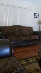 A sofa and a loveseat in Beaufort, South Carolina