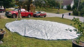 24 ft round tarp in Fort Campbell, Kentucky