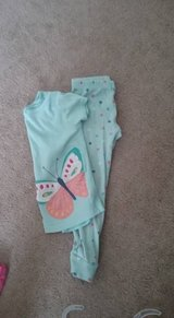 butterfly pjs carters in Fort Campbell, Kentucky