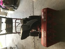 "Troy built 28"" cut snowblower Electric Start in Fort Drum, New York"