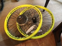 "20"" Aluminum Bike Rims in Joliet, Illinois"