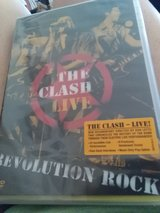 The clash live in Fort Benning, Georgia