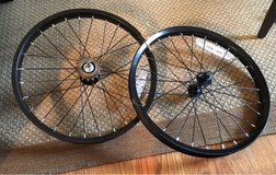 "18"" Steel Bike Rims in Joliet, Illinois"