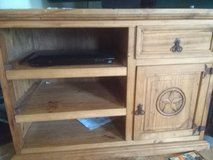 Rustic tv stand in Lawton, Oklahoma