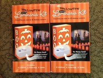 NEW Set of 2 Luminary Kits in Okinawa, Japan