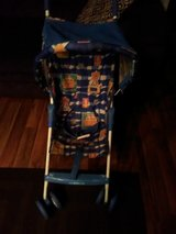 Kolcraft Baby teddy bear stroller with canopy and storage in Fort Campbell, Kentucky