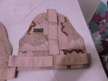 DELTOID PROTECTOR DCU DAPS Missing LEVEL IIIA INSERTS 40795 in Fort Carson, Colorado