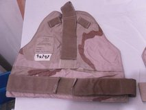 DELTOID PROTECTOR DCU DAPS Missing LEVEL IIIA INSERTS 40797 in Fort Carson, Colorado