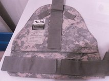 DELTOID PROTECTOR ACU DAPS Missing LEVEL IIIA INSERTS 40798 in Fort Carson, Colorado