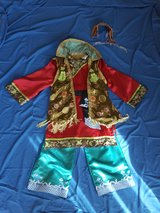 Halloween Disney Girl's Elizabeth Swan Asian outfit Pirates of the Caribbean in Camp Pendleton, California