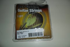 Acoustic guitar strings in Fort Campbell, Kentucky