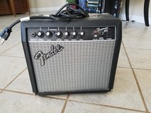 Fender amp in 29 Palms, California