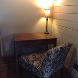 Small desk and chair in Sandwich, Illinois