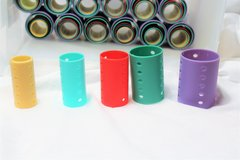 "90 Mix 2"" 1 1/2"" 1 1/4"" 1 1/2"" 1"" Salon Beauty Shop Rollers Curlers Plastic in Houston, Texas"