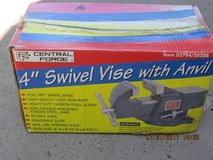 (NEW) Central Forge Swivel Vise Anvil in Fairfield, California