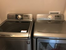Washer and Dryer set in Hinesville, Georgia