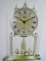 (NEW) Timex Anniversary Clock Westminster Chime in Fairfield, California