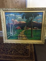 Oil painting in Fairfield, California