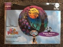 Brand New Large Halloween Singing Balloon in Lakenheath, UK