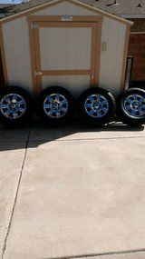 OEM F-150 Rims w/tires in Las Cruces, New Mexico