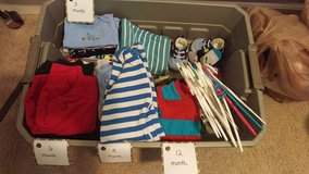 Baby boy clothing, 3 months - 12 months in Hinesville, Georgia