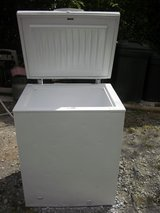 Chest freezer in Fort Campbell, Kentucky