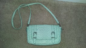 Mint color purse with buckles in Hinesville, Georgia