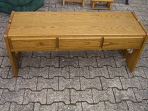 bench w/3 drawers * low sideboard in Ramstein, Germany