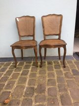 2 antique chairs from France in Ramstein, Germany