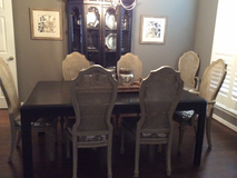 Dining Room table, hutch and 8 chairs in Kingwood, Texas