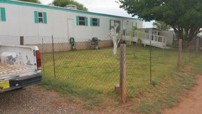 2 bedroom unurnished mobile home for rent in Alamogordo, New Mexico