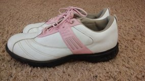 Ladies Adidas Golf Shoes - Size 9 (Reduced) in Perry, Georgia