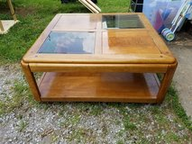 Heavy Square Coffee Table in Clarksville, Tennessee