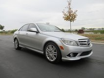2008 Mercedes Benz C300 4-Matic in Naperville, Illinois