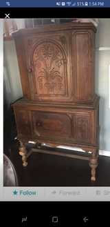Brautuful wood cabinet in Naperville, Illinois