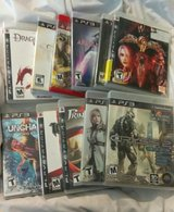 Lot of 11 PS3 games in Fort Polk, Louisiana