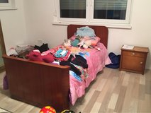 Child's Bed in Ramstein, Germany