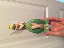 Tinkerbell figurine in Fort Campbell, Kentucky