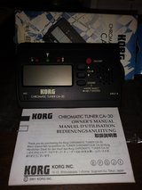 korg chromatic tuner in Alamogordo, New Mexico