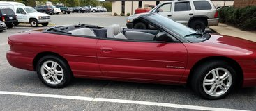 Chrysler Sebring JXI Convertible in Cary, North Carolina