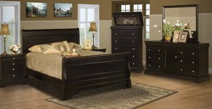 Queen Bedroom Set - NEW - $1125 in Cary, North Carolina