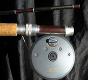 Daiwa 705 Fly reel and rod in Camp Lejeune, North Carolina