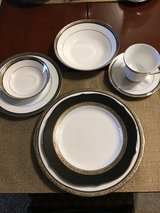 NORITAKE FINE CHINA-SERVICE FOR 8 in Wheaton, Illinois