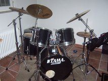 Tama 5 Piece Drumset in Ramstein, Germany