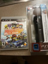 PS3 wand and game in Fort Drum, New York