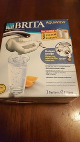Brita AquaView On Tap faucet filtration system in Fort Bragg, North Carolina